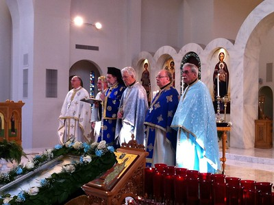 Feast of the Annunciation 2011