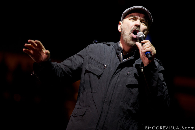 Billy Goodwin of Newsong performs on January 14, 2012 during Winter Jam at Tampa Bay Times Forum in Tampa, Florida
