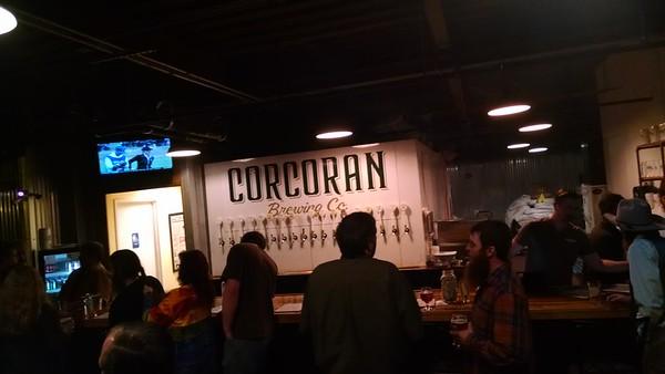 Corcoran Brewing