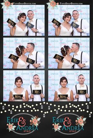 Erik & Andrea's Wedding 2017