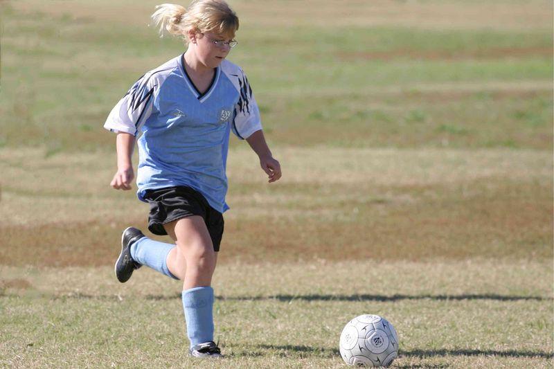 Soccer  Oct 23, 2004