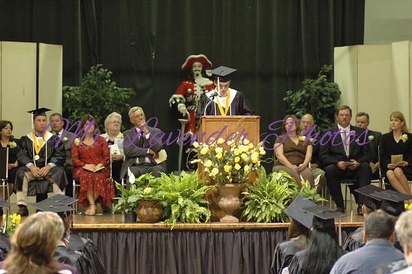 Class of 2007 CPHS Graduation