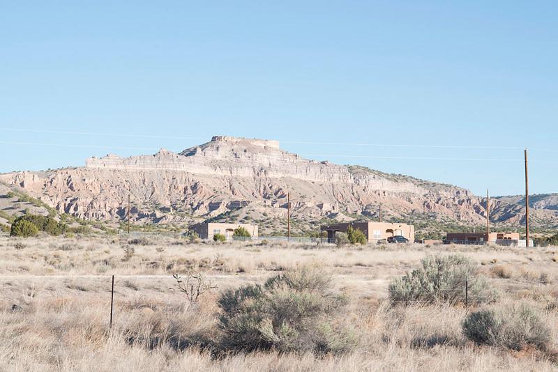 Battleship Mesa and Pueblo Housing