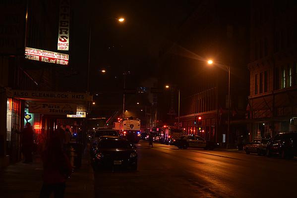 Broadway Fire 3/6/13