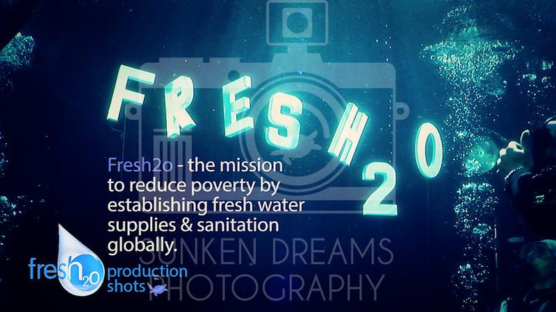 Fresh 2o - Support Camera 2 Celebrity Photo Montage