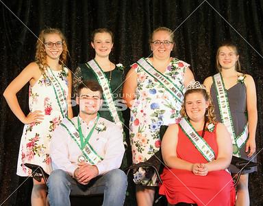 4-H and Community Fair Achievement Program, 4-H Royalty