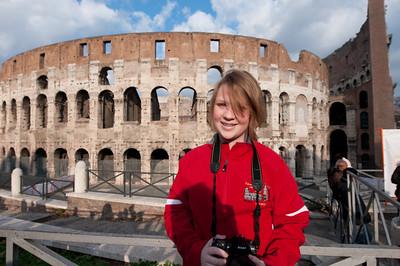 Rome/London Edmond Schools Band 2011