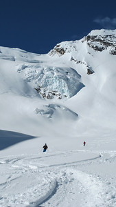 Heli-Skiing March 27, 2013