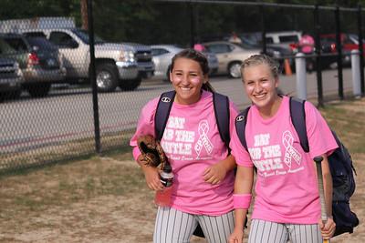 College Park Pics - Softball Players 2011