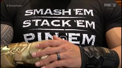 Roman Reigns - Screencaps / Smackdown April 30, 2021