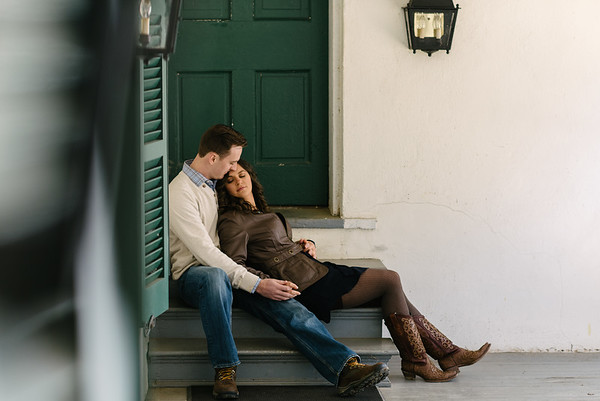 Engagement | Christine and Michael