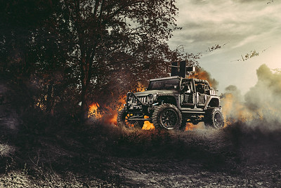 Cal 50 Jeep