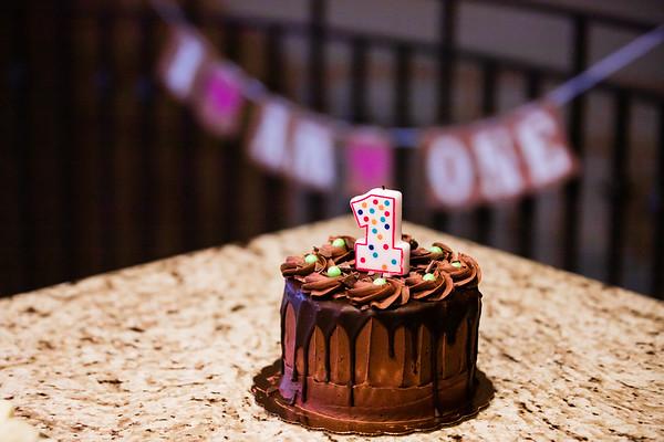 Elizabeth 1st Birthday