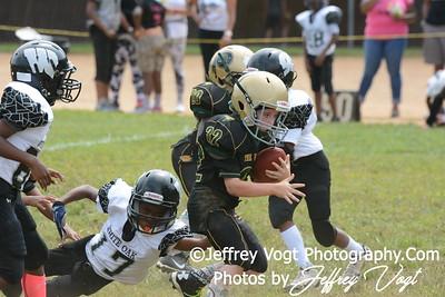 08-30-2014 Montgomery Village Sports Association vs White Oak Mighty Mites, Photos by Jeffrey Vogt Photography