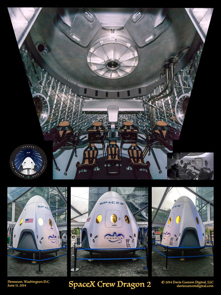 SpaceX Crew Dragon 2