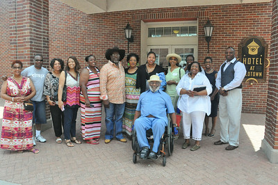 Brewer Family Church Service July 6, 2014
