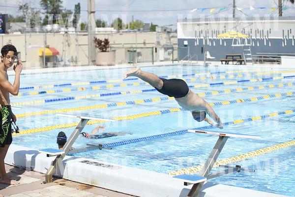 Westland Swimming 9/24/18