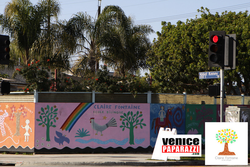 Ecole Claire Fontaine is a French-American preschool that cares for children aged 2 to 6 on two garden-style campuses. Founded over 20 years ago by director Joelle Dumas, the French language immersion school encourages a child's natural, holistic growth. Visit http://www.laclairefontaine.org  for more information.  Photos by Venice Paparazzi.  www.venicepaparazzi.com