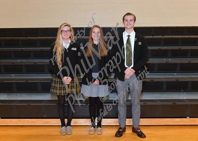 Berks Catholic Student Council 2018 - 2019