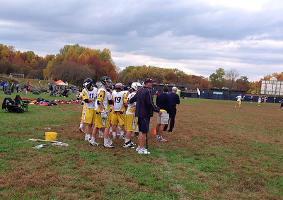 2013 Cannons 2016 Team at South River HS