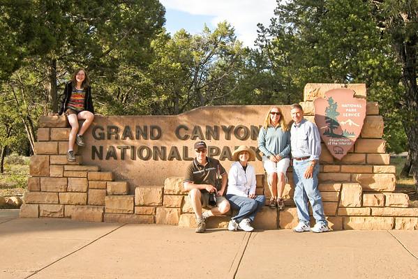 Roadtrip Vacation - Grand Canyon