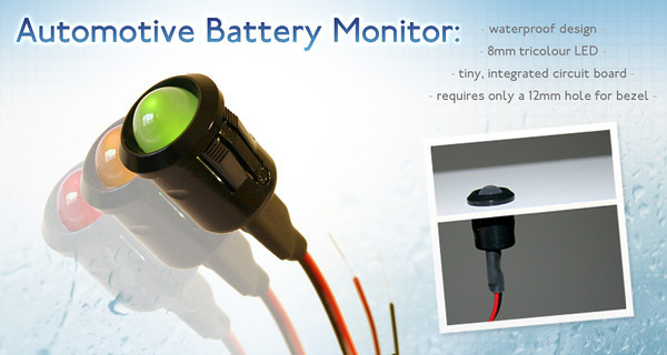 Automotive Battery Monitor