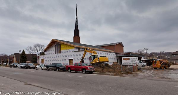 SJL Construction Update December 1st 2011
