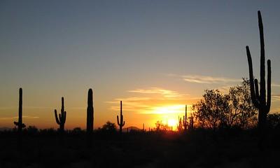 2007 Arizona Elderhostel (AKA Road Scholar) and Family