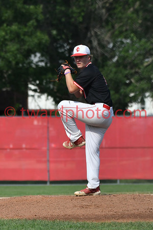 2021 CHS JV Baseball - Clinton