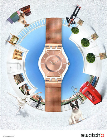 LONDON ads