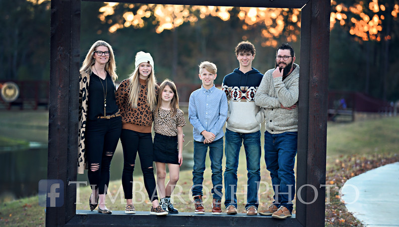 Harris Family | Fall 2020