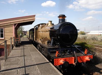 Didcot Railway Centre April 2009