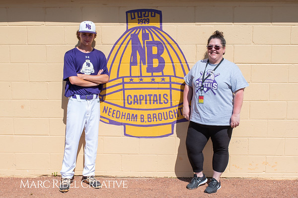 Broughton varsity baseball vs Sanderson. April 24, 2019. 750_0193