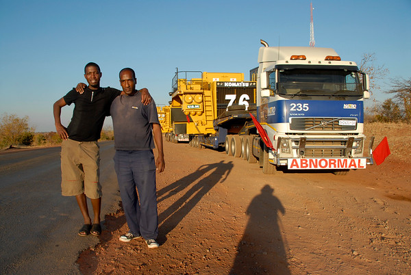 ABNORMAL TRANSPORT IN SOUTH AFRICA