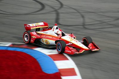 Josef Newgarden Roval Demo - Charlotte Motor Speedway - 27 Sept. '19
