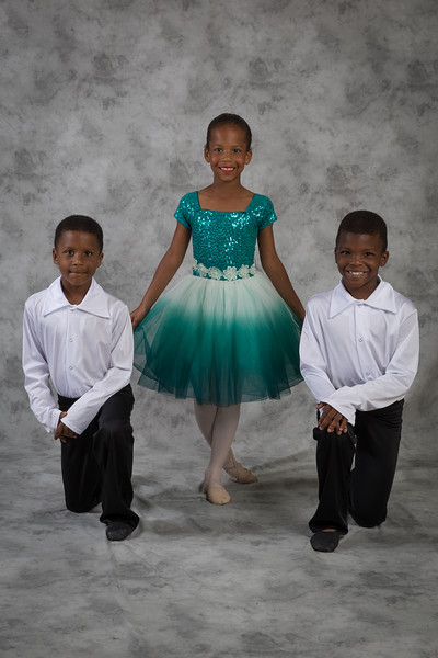 Denver, Jaison, Thalia Swaby