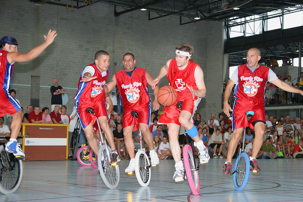 2006, Unicon XIII: Sumo, Basketball, Trials, Langenthal, Switzerland