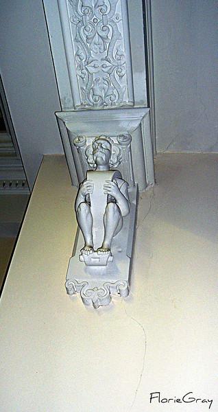 Detail, Wroxton Abbey