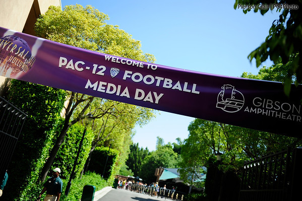 2012 Pac-12 Football Media Day