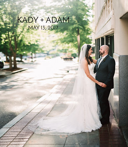 Kady + Adam Wedding Album