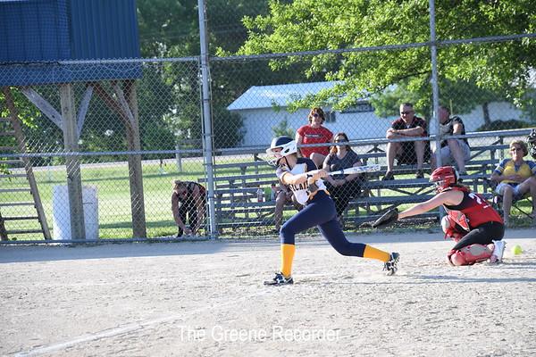 Softball vs West Fork