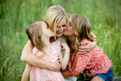 April~ Mommy and Me, Daughters Shoot
