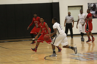 2014 CHS vs SSHS Basketball