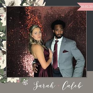 Sarah and Caleb
