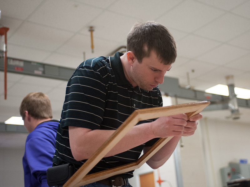 Photos of Alister McLeod's students in the SIMCO class