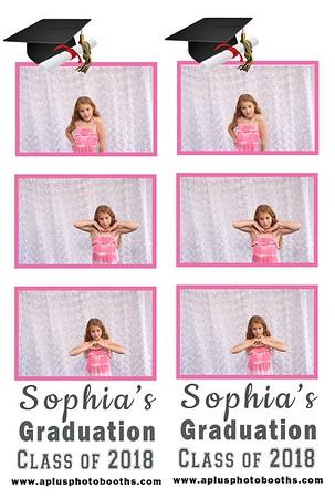 Sophia's Graduation 6-9-18