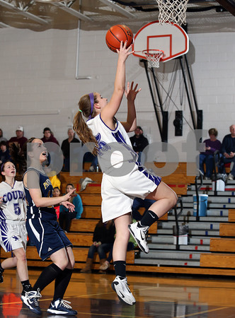 2014 Northern Potter Girls  Basketball @ Coudersport