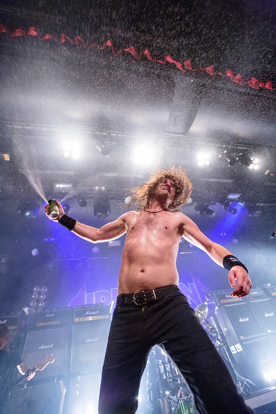 Airbourne, USF Verftet, 04.08.2016
