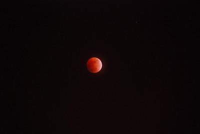 Lunar Eclipse Jan 21 2008