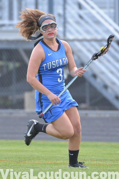 Girls Lacrosse - Tuscarora at Stone Bridge Conference 14 Semi-Finals (Photos By Tom Lighton)